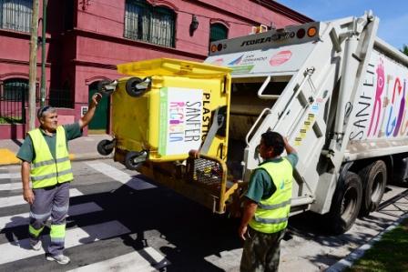 El Programa Sanfer Recicla ya cuenta con más de 200 contenedores