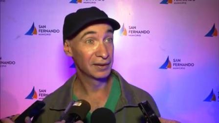 "Eduardo Calvo, conocido por su personaje ""Heavy Re Jodido"