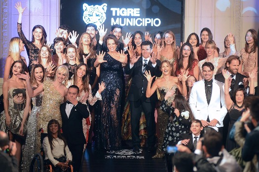 Se realizó la novena edición del Tigre Moda Show con la inclusión como protagonista