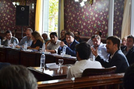 San Fernando planteó la necesidad de obras en el Comité de la Cuenca del Río Luján