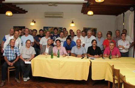 Ramiro Giménez Sub Secretario de Deportes de la Provincia de Buenos Aires se reunió con Instituciones de Vicente López