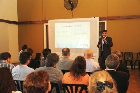 Se anunció la entrega de bonificaciones por apoyo escolar a los municipales de Vicente López