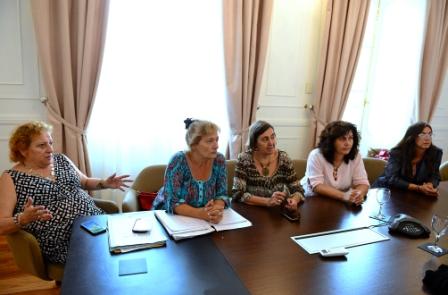 El Consejo Escolar de San Fernando pidió a Provincia que resuelva la paritaria del personal no docente