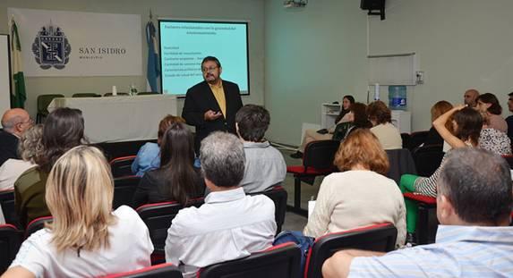 San Isidro organizó una jornada de capacitación sobre animales venenosos