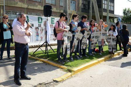 Tigre alza su bandera por la Memoria a 40 años del Golpe