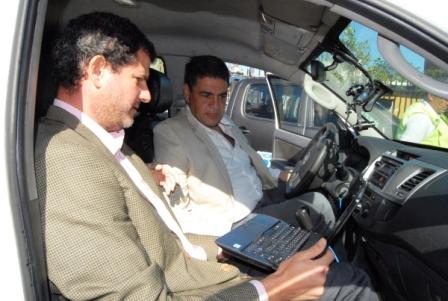 Jorge Macri presentó el nuevo sistema de video vigilancia para los móviles de Vicente López