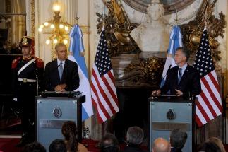 """Obama calificó al gobierno de Macri como un """"aliado"""" crucial y un """"ejemplo"""" para otros países de la región"""