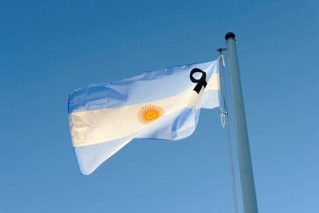 En homenaje al Día Nacional de la Memoria, el municipio izó banderas argentinas con un crespón negro a lo largo de la Avenida Intendente Ricardo Ubieto.  Además, a lo largo de la semana, se conmemoró a las víctimas del último golpe militar con una serie de actividades culturales alusivas.