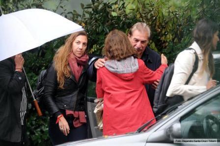 Dolor y consternación en la despedida de Manuel Storani tras el choque de lanchas