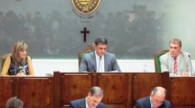 Jorge Macri abrió las sesiones ordinarias del HCD de Vicente López