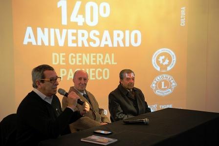 La historia del general Ángel Pacheco llega a las escuelas de Tigre