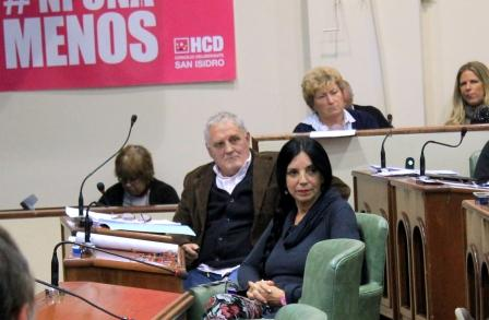 El Concejo Deliberante aprobó por unanimidad un proyecto de presentado por la concejal Marcela Durrieu.