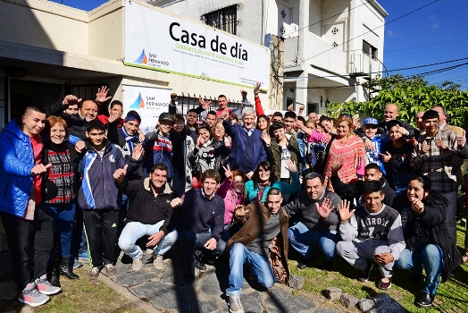 """El Municipio de San Fernando adquirió el edificio de la """"Casa de Educación Terapéutica"""""""