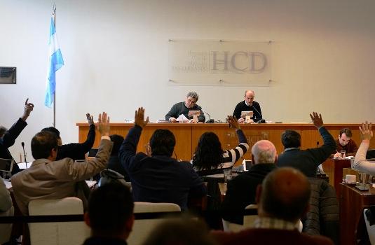 El HCD de San Fernando aprobó la rendición de cuentas del municipio