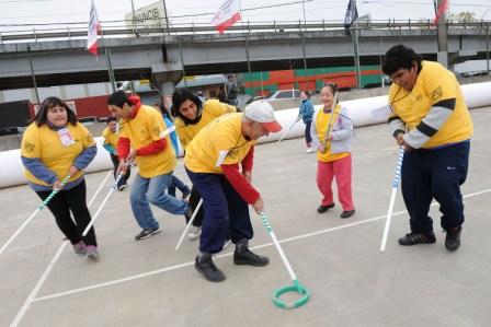 Primera feria de salud y deporte para personas con discapacidad en Tigre