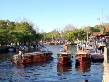 El FR Tigre pide a la Provincia que declare en emergencia el sistema de transporte colectivo fluvial