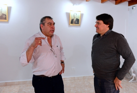 El Sindicato de Panaderos renovó lasinstalaciones de su sede en San Fernando
