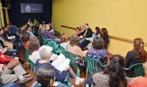 Nuevo encuentro sobre adopción en San Isidro