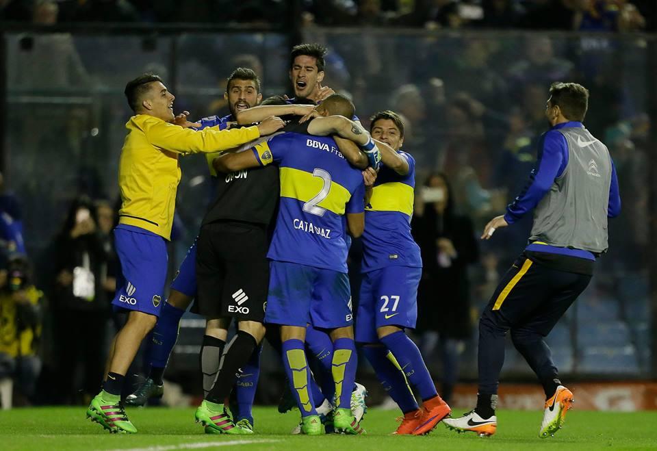 Por las manos de Orión, Boca venció a Nacional en los penales y es semifinalista de la Copa Libertadores