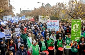 Estatales, judiciales y profesionales de la salud bonaerenses reclamaron por salarios