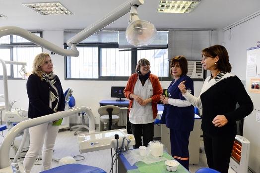 San Fernando, Tigre y San Isidro compartieron sus programas odontológicos
