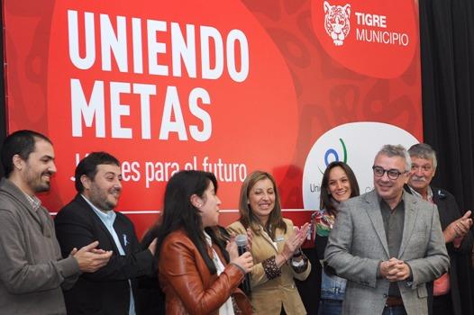 Tigre y Conciencia forman a 600 jóvenes en herramientas y valores democráticos