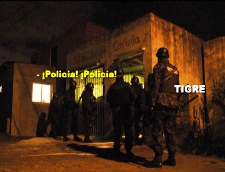 Tras varios allanamientos desbaratan una banda de ladrones callejeros en Tigre