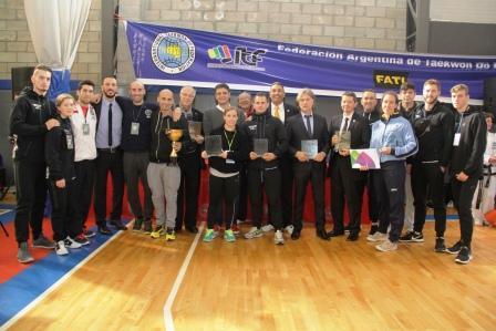 """Se celebró la sexta edición del torneo TIF """"Mightyfist"""" en Vicente López"""