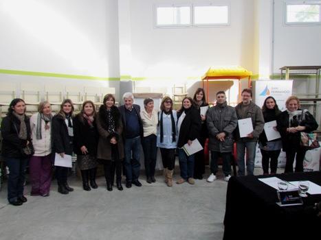El municipio entregó mobiliario y materiales a 23 escuelas provinciales de San Fernando