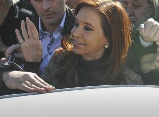 expresidenta Cristina Kirchner