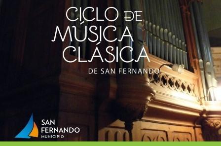 Se acerca una nueva edición del Ciclo de Música Clásica de San Fernando