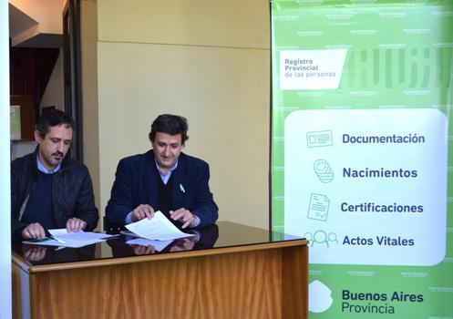 Se inauguró una Delegación del Registro Provincial de las Personas para los vecinos del Delta