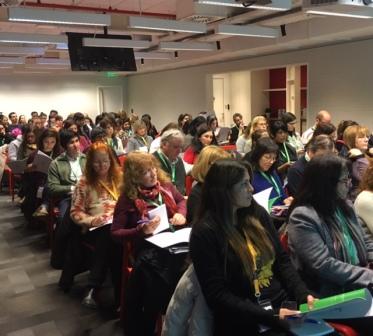 Más de 80 docentes de Vicente López recibieron una capacitación sobre ciudadanía digital en las oficinas de Google