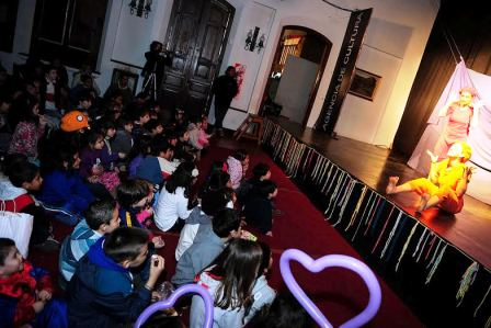 Propuestas culturales para las vacaciones de invierno en Tigre