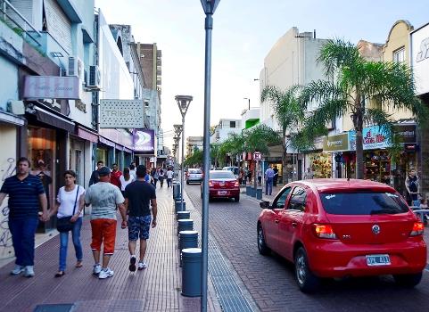 Calle Constitución San Fernando