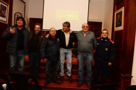 Héroes de Ayer y Hoy en el Museo de la Ciudad de San Fernando
