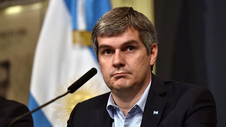 Marcos Peña reiteró el apoyo del Gobierno nacional a Vidal en su reclamo por el Fondo del Conurbano
