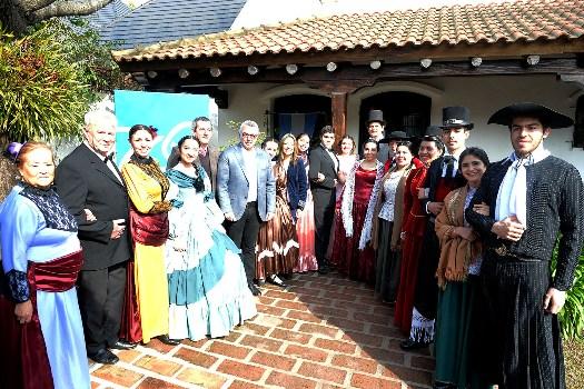 Tigre festeja su día, a 212 años del Desembarco de Liniers