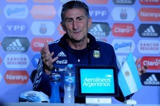 La AFA le rescindió el contrato a Bauza y el DT dejó de estar al frente de la Selección Argentina