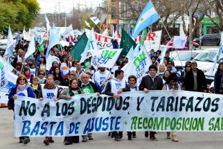 La CGT paraliza el país con su tercer paro en la gestión Macri