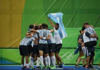 Por primera vez en la historia la Selección Argentina de Hóckey sobre césped masculina lidera el ránking mundial