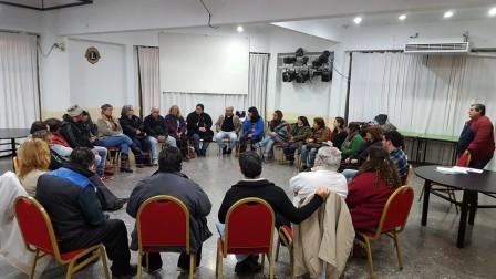 Encuentros para fortalecer la labor social de las ONGs de Tigre