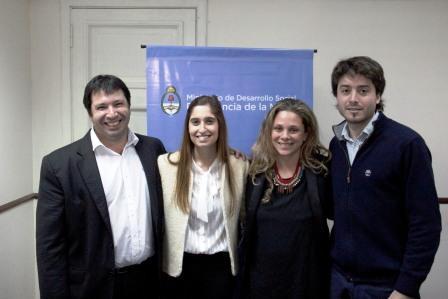 oto: Leandro Coppola - Erika Krieger - Agustina Ciarletta - Camilo Piccone