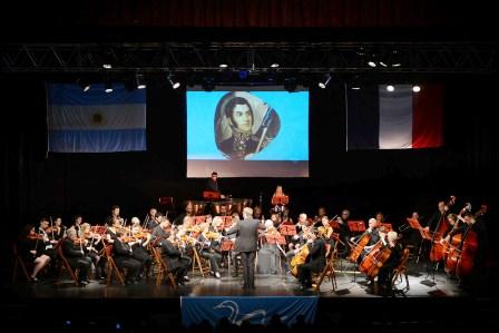 La orquesta francesa