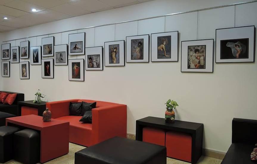 El Fotoclub Tigre inaugura su nueva sede con una Exposición de Jorge Resta