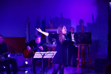 El HCD de San Fernando vivió una memorable noche de tango