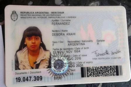 El pasado 26 de agosto Anahí Fernández pudo acceder a su primer documento tras una vida como invisible. Gracias al trabajo de IADEPP y su propuesta IndocumentadxsCERO, la joven dejó de ser indocumentada.