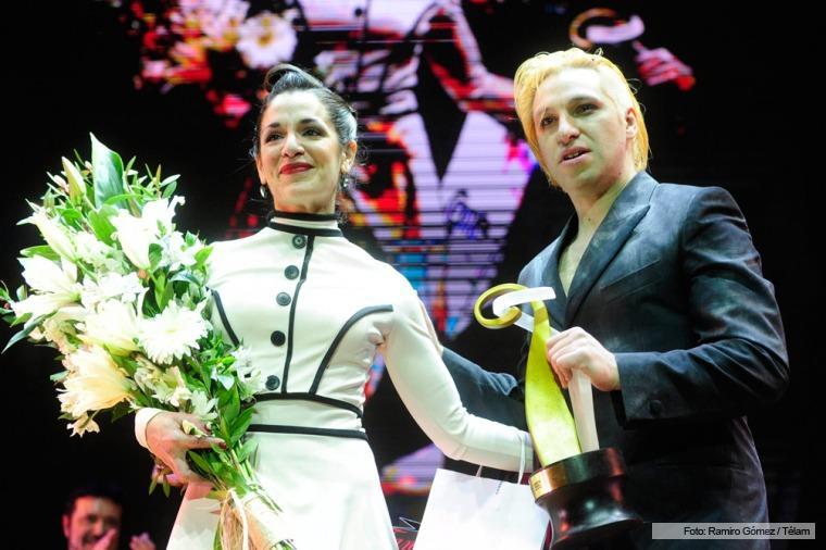 La pareja argentina, Hugo Mastrolorenzo y Agustina Vignau, de esa localidad bonaerense, ganó el Campeonato Mundial en la categoría