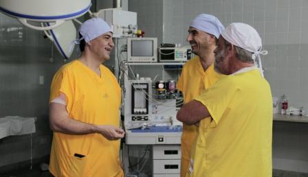 Nuevo equipamiento para el Hospital Houssay de Vicente López