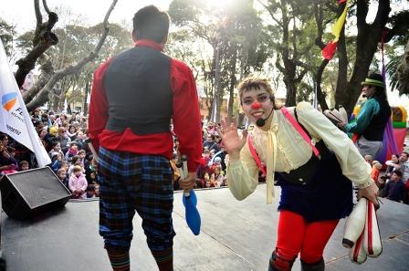 Este fin de semana será el gran cierre del Mes del Niño en San Fernando
